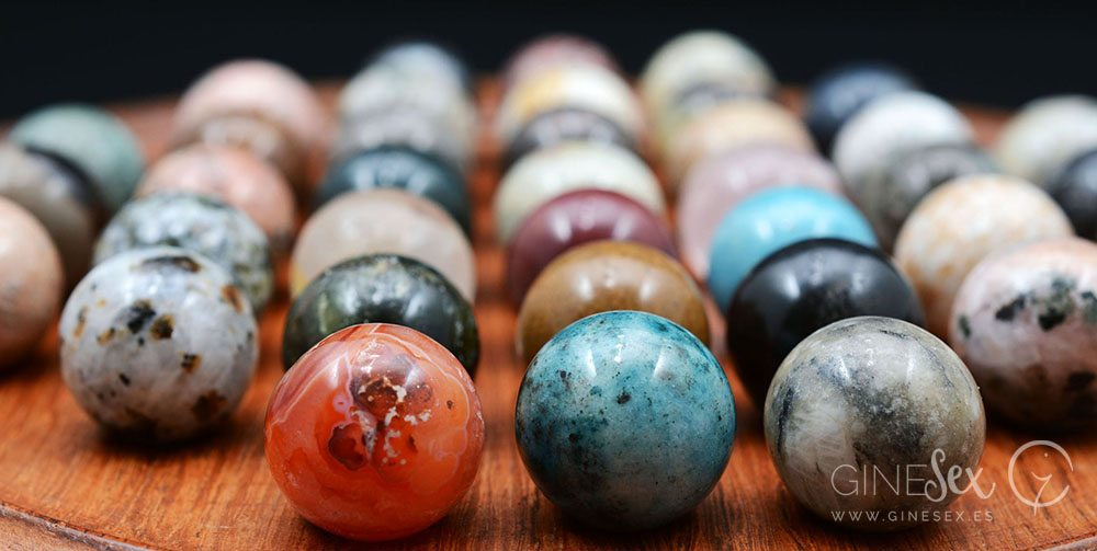 bolas chinas